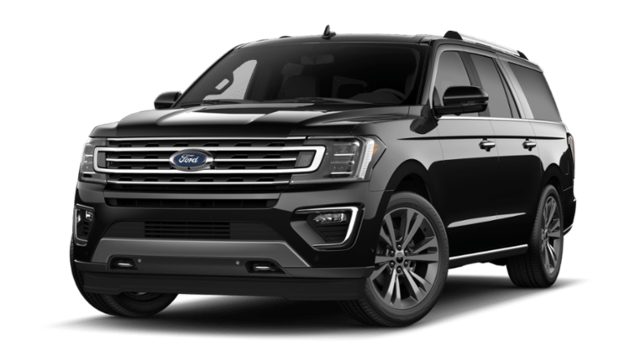 2020 Ford Expedition Max Limited w/Navigation Limited 4x4